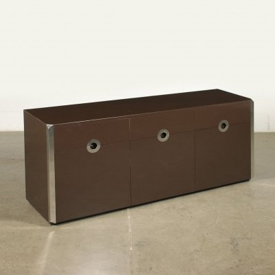 1970s Sideboard by Willy Rizzo