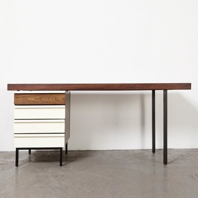 Rare Martin Visser DW12/DW13 Desk for 't Spectrum, 1960