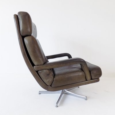 Walter Knoll DON lounge chair by Bernd Münzebrock