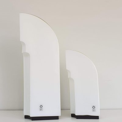 Pair of 'Tiki' Table Lamps by Kazuhide Takahama for Leucos