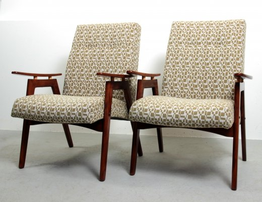 Lounge Fauteuil by Jan Smídek, 1960s