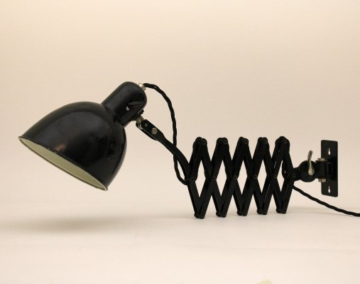 Pull - out lamp by Belmag Zürich, Switzerland 1950s