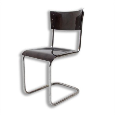 Bauhaus chair S43 by Mart Stam, 1930s