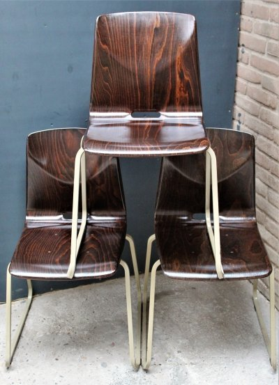 Thur-op-seat Chair by Galvanitas & Pagholz, 1960s