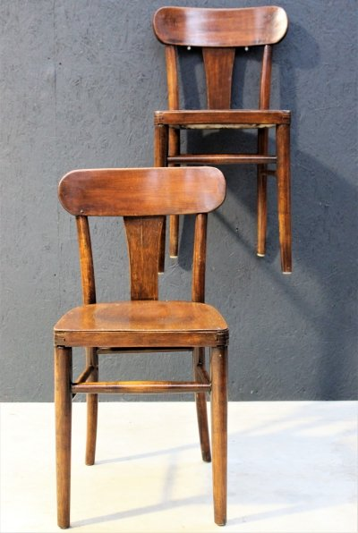 Vintage chair by Gebroeders Bouter, 1960s