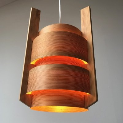 Hans-Agne Jakobsson Model T210 Ellysett table top / pendant light, 1960's