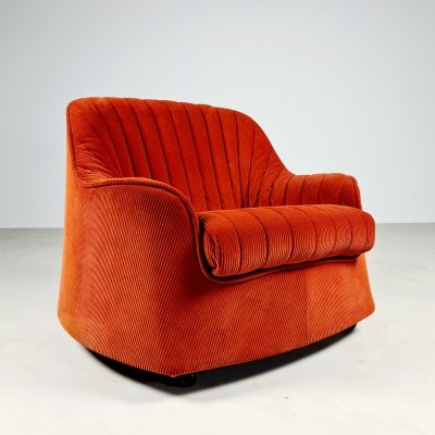 Ciprea armchair by Afra & Tobia Scarpa for Cassina, 1960s
