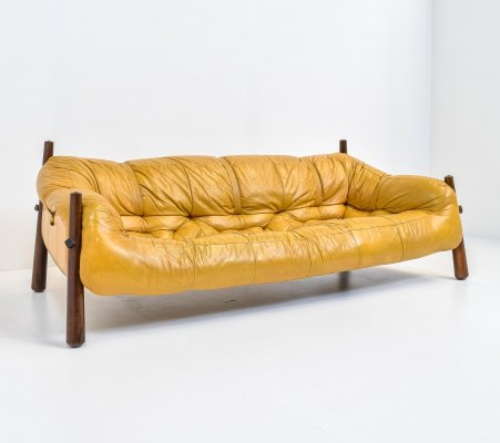 3-seater sofa MP-81 by Percival Lafer