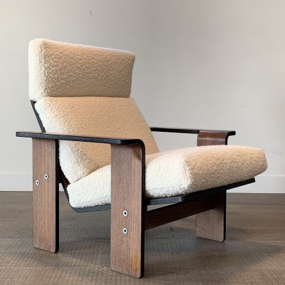 Rare SZ77 lounge chair by Martin Visser for Spectrum, 1960s