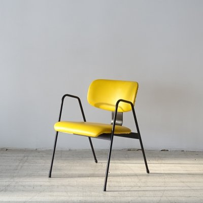 F1 easychair by Willy van der Meeren for Tubax / Vilvoorde Belgium
