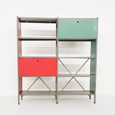 Wim Rietveld for Gispen No. 633 Book Case or Shelve, The Netherlands 1954