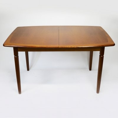 Mid-Century Teak Extendable Dining Table by Meredew, 1960s