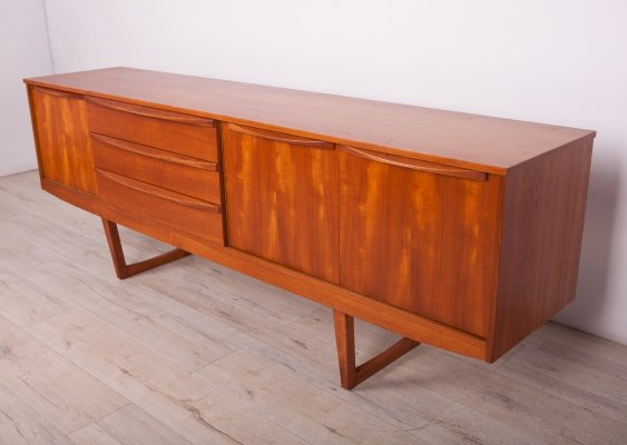 Mid Century Teak Sideboard from S.F Ltd, 1960s