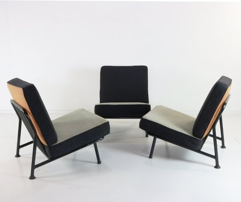 Model 013 seating group by Alf Svensson for Dux, 1960s