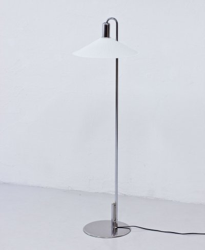 Swedish 1970s Floor Lamp by Lindau & Lindekrantz