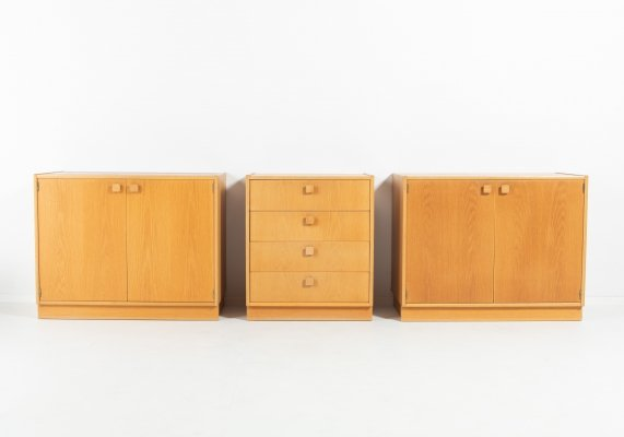Storage cabinets by Bertil Fridhagen for Bodafors
