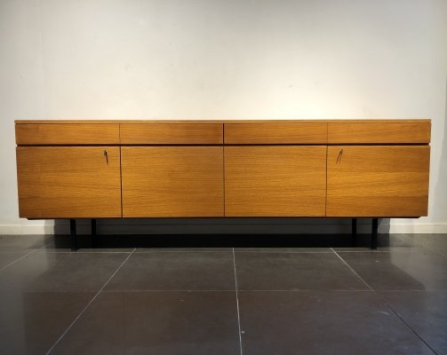XL Modernist Teak Sideboard, 1960s