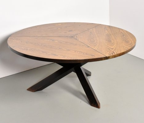 Dining table by Gerard Geytenbeek for AZS Meubelen, 1970s