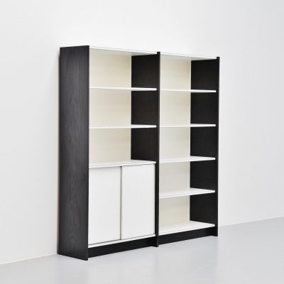 Martin Visser bookcase by 't Spectrum Holland, 1965