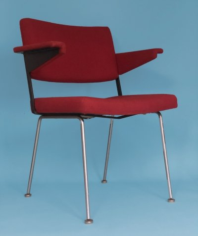 Vintage Model 1445 Chairs by André Cordemeyer for Gispen, 1960s