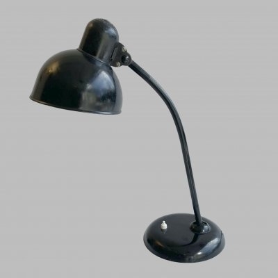 Idell 6551 desk lamp by Christian Dell for Kaiser Leuchten, 1950s