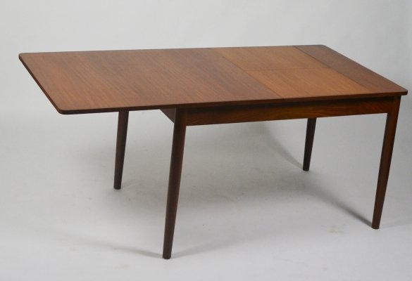 Vintage extendable table, 1960s