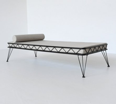 Wim Rietveld Arielle daybed by Auping, The Netherlands 1955