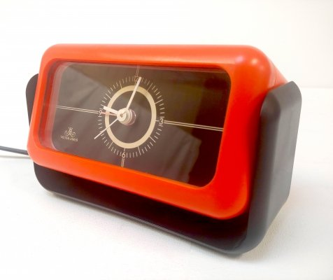 Space Age Design Type SE-2 Meister Anker Alarm Clock, 1970s
