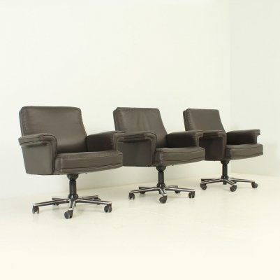 DS 35 Armchairs by De Sede, Switzerland