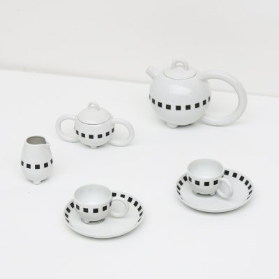 Fantasia Tea Set by Matteo Thun for Arzberg, 1980s