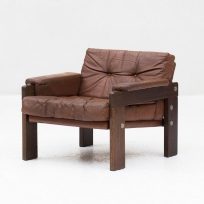 Easy chair produced in the Netherlands, 1970