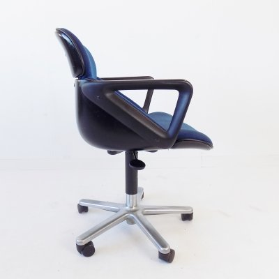 Wilkhahn 190 office chair by Hans Roericht, 1970s