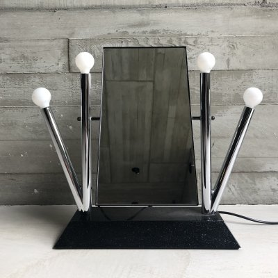 Table mirror 'Yucca' by Anna Anselmi for Bieffeplast, 1980s