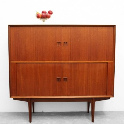Bar cabinet by Oswald Vermaercke, 1960s