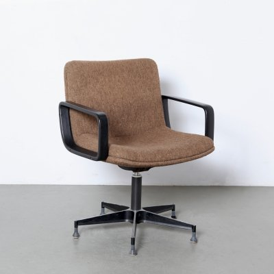 Gispen ST office chair by Jan Jacobs with armrests
