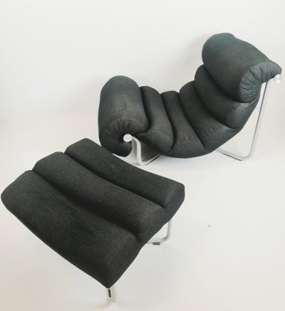 Glasgow chair by Georges van Rijck for Beaufort, 1970s
