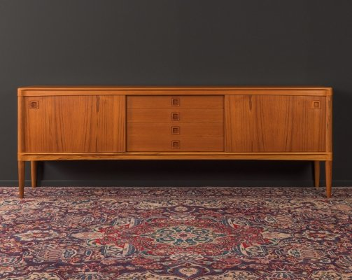 1960s sideboard by Henry W. Klein for Bramin