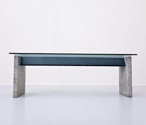 Up & Up Editions dining table, 1970s
