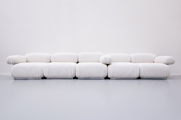 Modular Sofa by Roberto Iera for Felice Rossi, Italy 1970s
