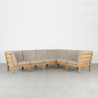 GE 280 seating group by Hans Wegner for Getama, 1990s
