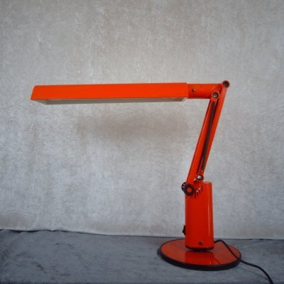 Lucifer desklamp by A&E Design for Fagerhults Belysning, Sweden 1970's