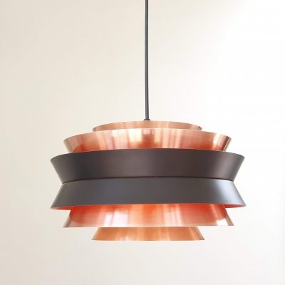 Carl Thore Trava lamp for Granhaga