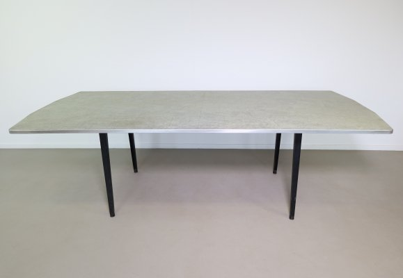 Octagon dining table by Friso Kramer for Ahrend de Cirkel, 1950s