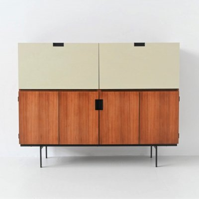 Cees Braakman CU07 Japanese Series cabinet by Pastoe, The Netherlands 1958