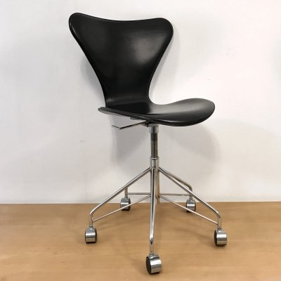 Series 7 office chair by Arne Jacobsen for Fritz Hansen, 1990s