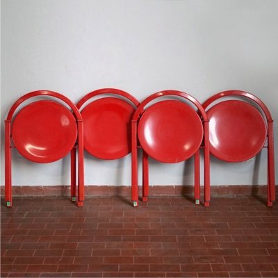 Folding chair by Cidue, 1970s