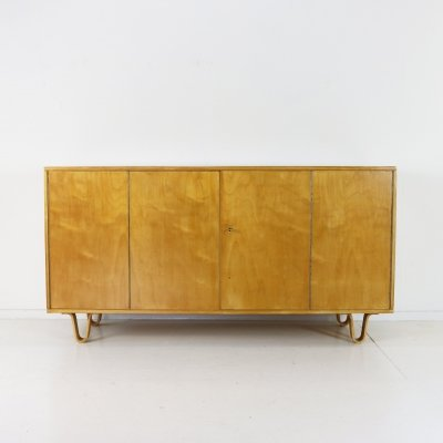 Cees Braakman birchwood DB02 sideboard for UMS Pastoe, 1954