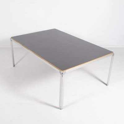 Modern Arne Jacobsen 'DJob' table, 1970s