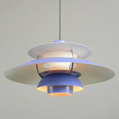 Model PH5 Pendant Light by Louis Poulsen, Circa 1960s
