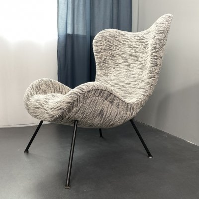 Madame Cocktail Armchair by Fritz Neth for Correcta